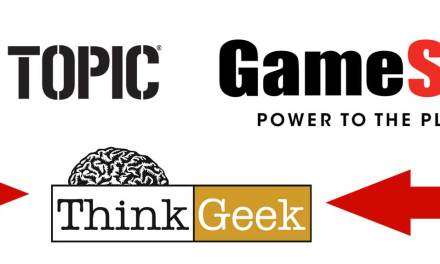 Gamestop Gives Hot Topic Wedgie on Thinkgeek Purchase
