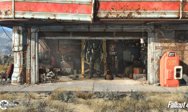Krypton Radio 1st Look: 'Fallout 4' Official Trailer