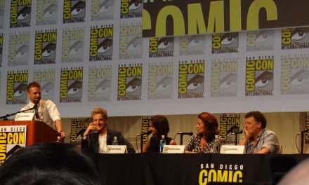 Doctor Who in SDCC Hall H: Great for Fans, Season 9 Trailer Debuts