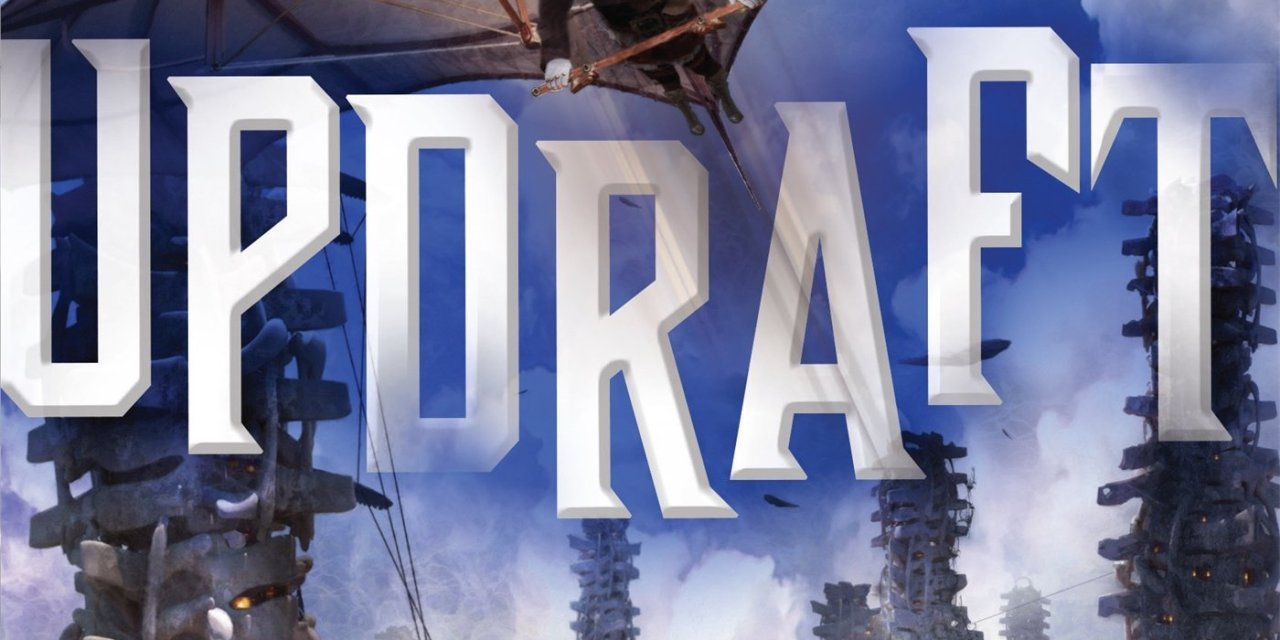 On 'The Event Horizon': Fran Wilde, Author of 'Updraft'