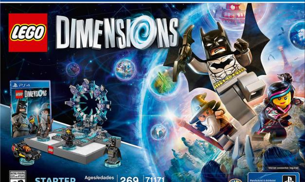 'LEGO Dimensions' Voice Cast List is Staggering