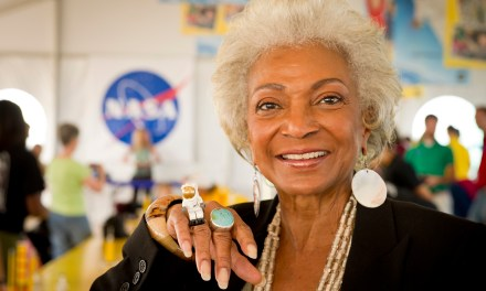 Still Boldly Going: Happy Birthday, Nichelle Nichols!