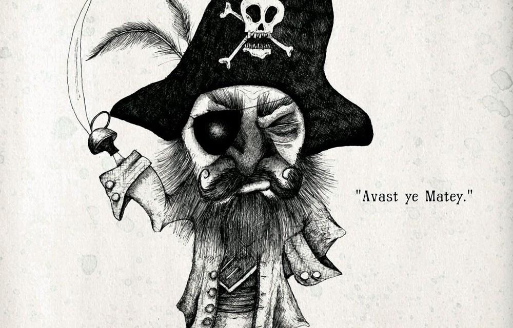Man The Helm! It's International Talk Like A Pirate Day!