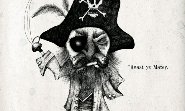 Man The Helm! It's International Talk Like A Pirate Day!