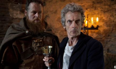 1st Look: The Doctor's Meditation