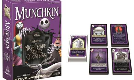 New from Steve Jackson Games: 'Munchkin: The Nightmare Before Christmas'