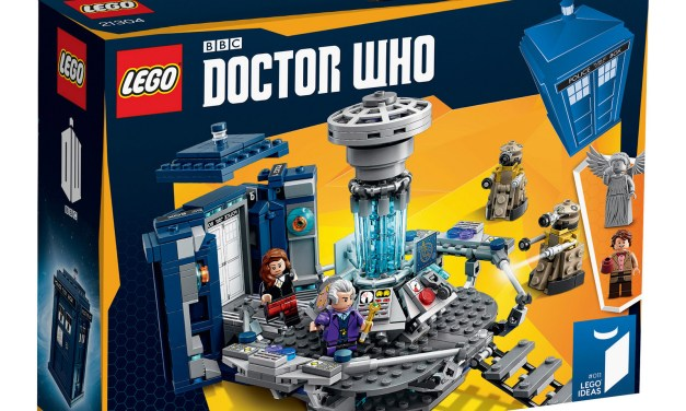LEGO Ideas Doctor Who Set Officially Unveiled