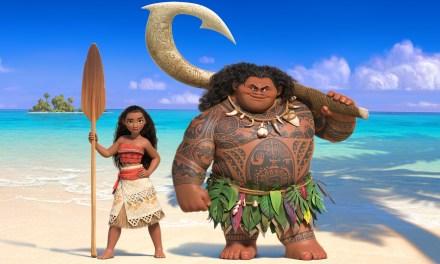 1st Look: Disney's 'Moana' Teaser Trailer