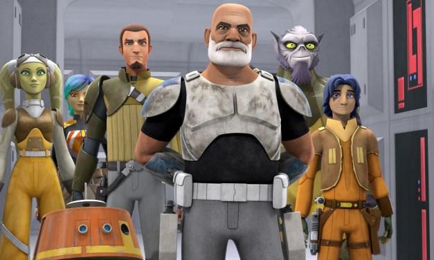 1st Look: 'Star Wars Rebels' Season 2 Trailer
