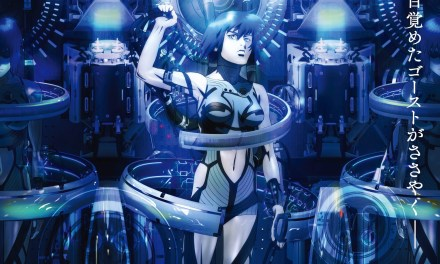 1st Look: 'Ghost in the Shell: The New Movie' 2015 Trailer