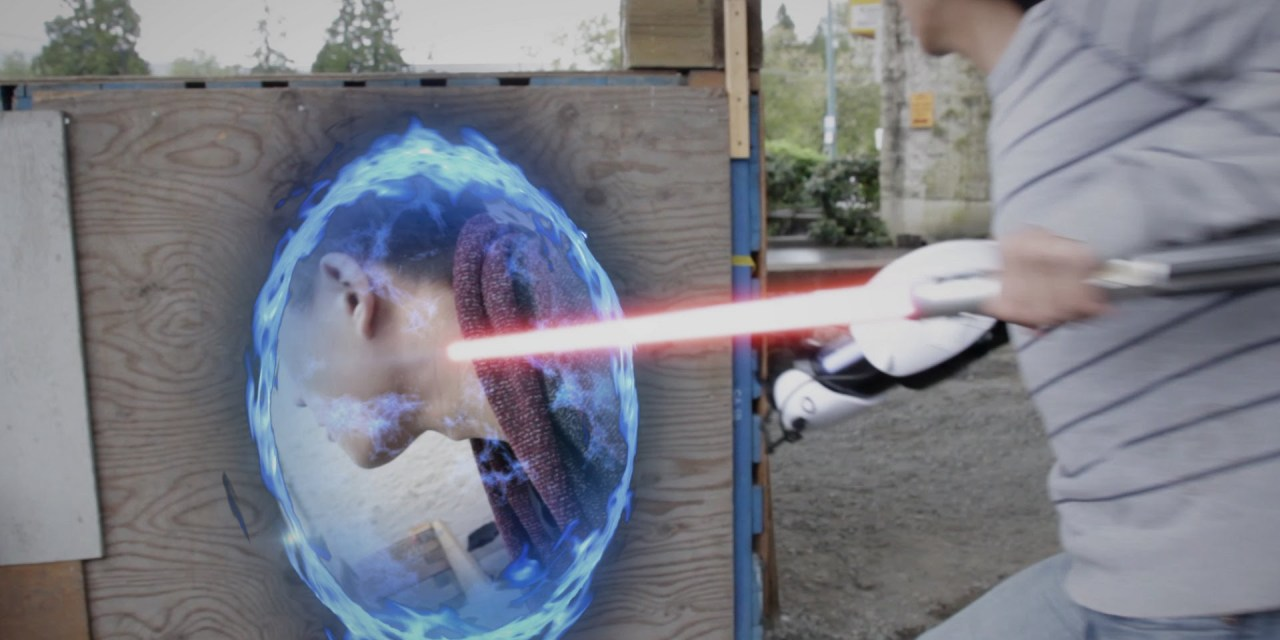 Video of the Day: 'Star Wars x Portal'