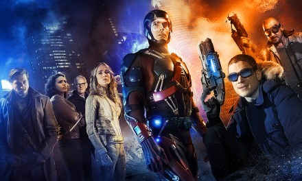"1st Look: 'DC's 'Legends of Tomorrow"" Trailer"