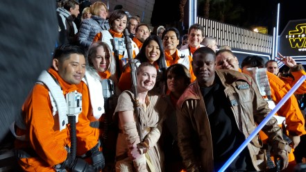The Resistance troops of the Rebel Legion.
