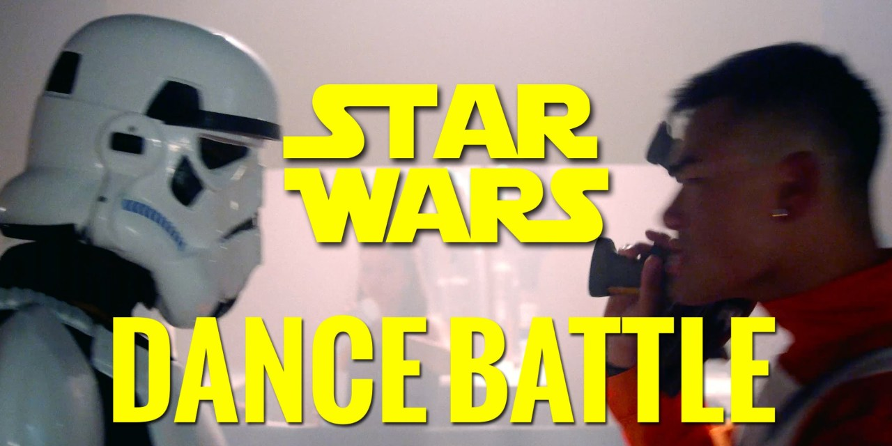 Video of the Day: 'Epic Star Wars Dance-Off'