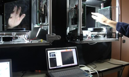 University of Tokyo Makes Holograms You Can Touch