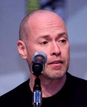Steven S. DeKnight at 2010 San Diego Comic Con