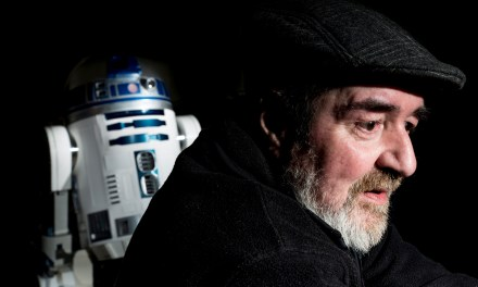 Tony Dyson, Creator of R2-D2, Gone at 68