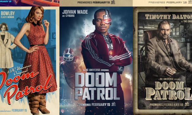 "1st Look: ""Doom Patrol"" Holiday Teaser"