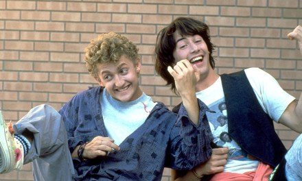 """""""Bill and Ted's Excellent Adventure"""" About to Get Even More Excellent"""