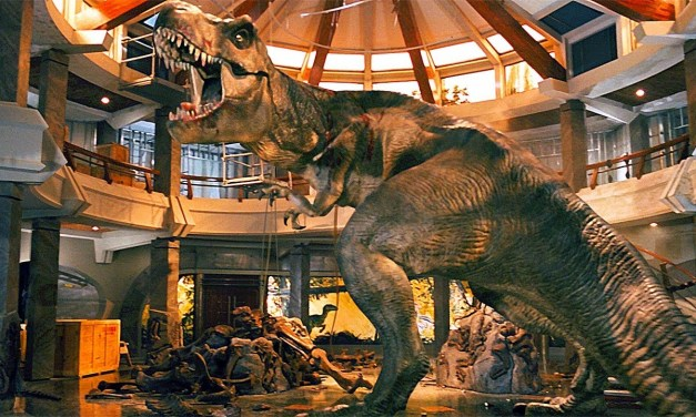 The Grumpy Old Geek: No, People, Jurassic Park Did NOT Reopen Five Times After People Were Eaten Alive