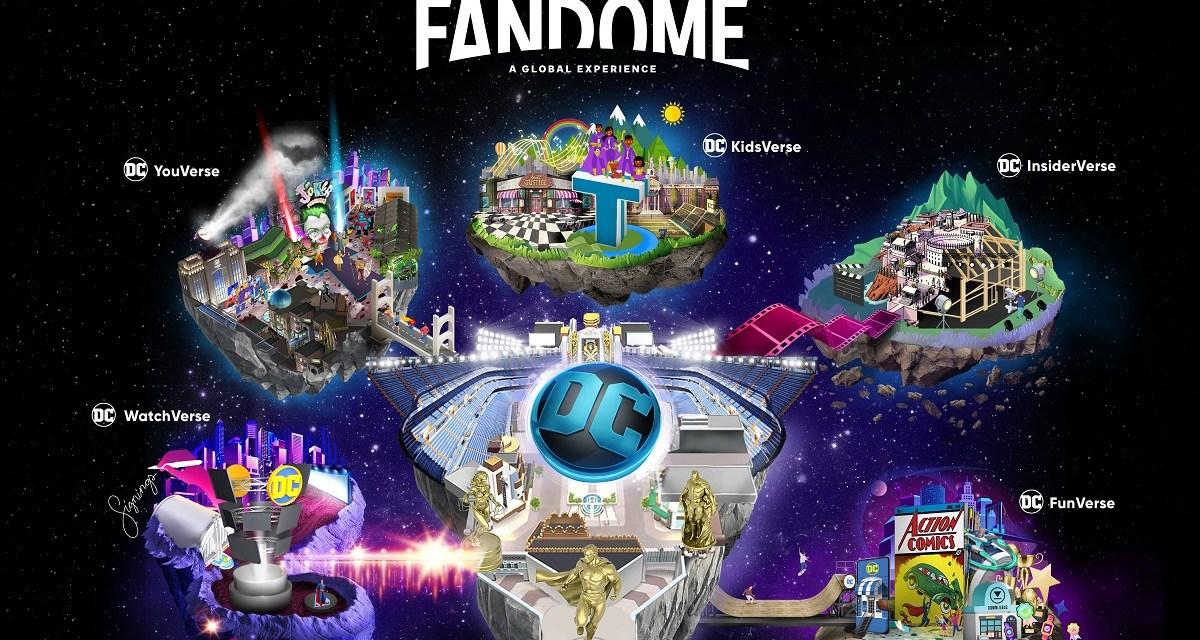 DC Comics To Host Its Own Online Comic-Con 'FanDome'