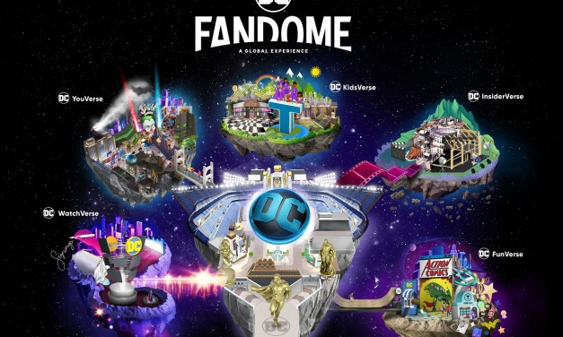 DC Comics To Host Its Own Online Comic-Con 'FanDome'