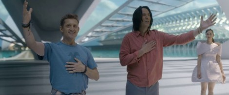 'Bill And Ted Face The Music' Promises Fun, Music, and a Few Most Awesome Surprises