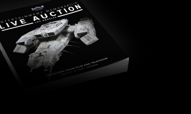 Original Science Fiction Props, Costumes to be Sold in Hollywood (Including the Nostromo from 'Alien')