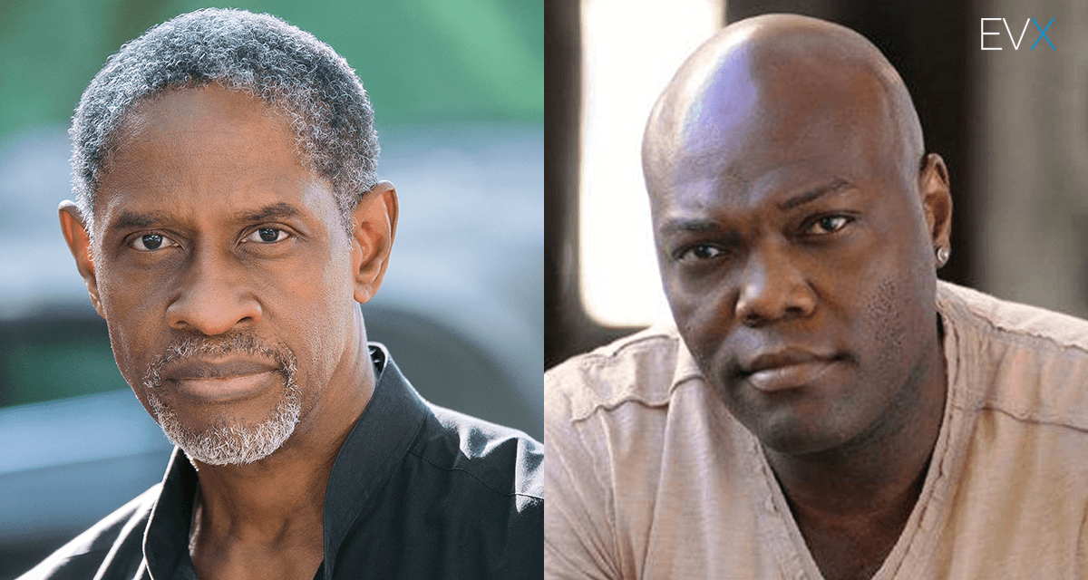 Tim Russ (Star Trek: Voyager) and Peter Macon (The Orville) to Headline Escape Velocity Extra Online Program on Race and Resistance in Science and Speculative Fictions Wednesday night, August 26, 7:00 p.m. ET
