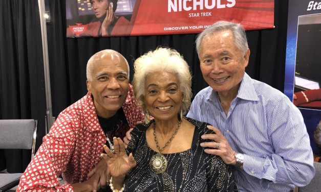 Star Trek's Nichelle Nichols Alleged Victim of Elder Abuse