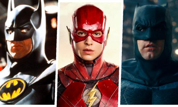 Casting News: Ben Affleck, Michael Keaton Both to Play  Batman 'The Flash'