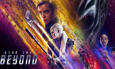Movie Review: 'Star Trek: Beyond'!