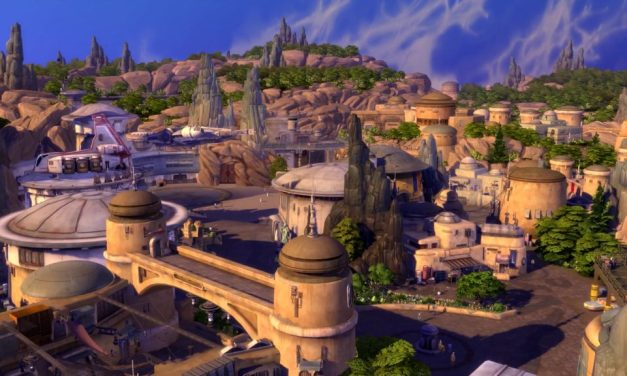 'Sims 4: Star Wars: Journey To Batuu' Takes Your Sims To A Galaxy Far, Far Away
