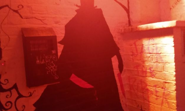 The True and Proper Adventures of Sidney Fraser: Jack the Ripper, Ripper Vision