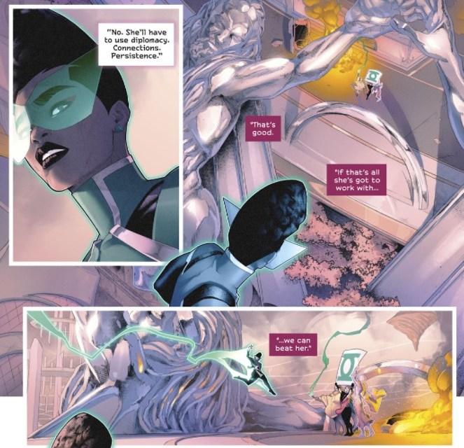 Comic Lore: Updating the Green Lantern Power Ring