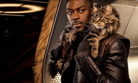 Grudge the Cat Joins the Cast of 'Star Trek: Discovery'