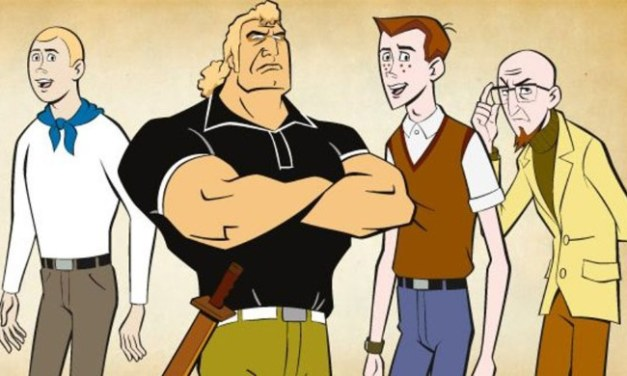 2020 Claims 'The Venture Bros'