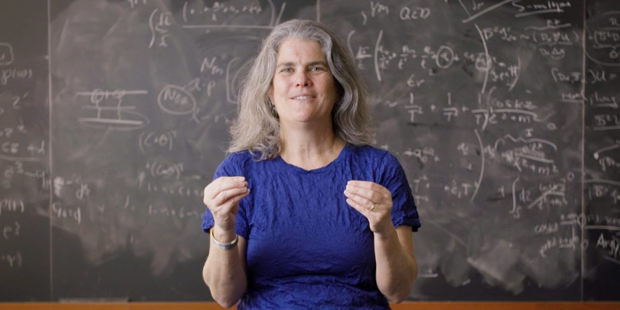 Dr. Andrea Ghez Wins Nobel Prize for Physics!