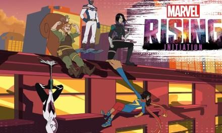 "1st Look: ""Marvel Rising:Initiation"" Trailer"