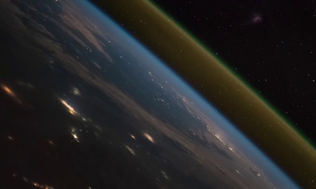 Video of the Day: Watch A Rocket Launch as Seen from the International Space Station