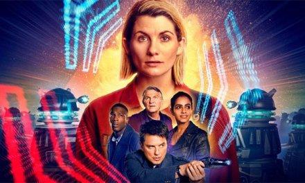 1st Look: 'Doctor Who: Revolution of the Daleks' Teaser Trailer