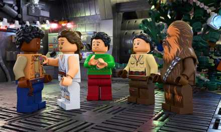 Happy Life Day! It's the LEGO Star Wars Holiday Special