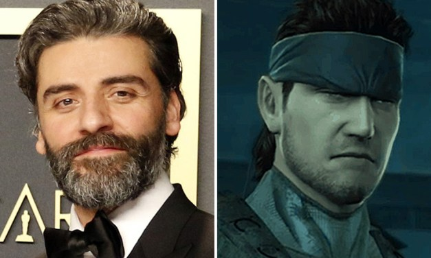 Oscar Isaac to Star as Solid Snake In 'Metal Gear' Movie