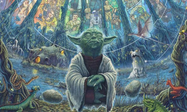 Star Wars Celebration 2020 Art Show Goes Online
