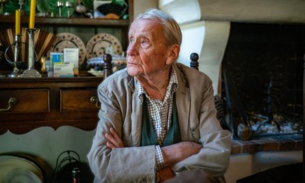 Christopher Tolkien, Son of J.R.R. Tolkien and Lifelong Curator of Middle Earth, Has Passed