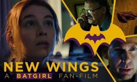 Video of the Day: 'New Wings: A Batgirl Fan-Film'