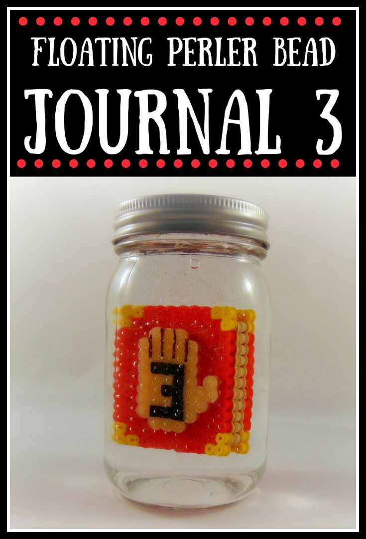 Journal 3 Perler Beads