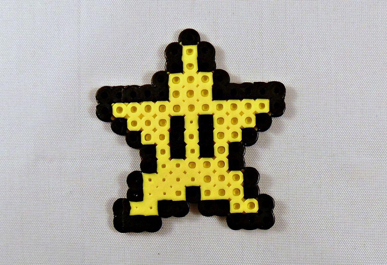 10 Easy Super Mario Perler Bead Patterns Krysanthe
