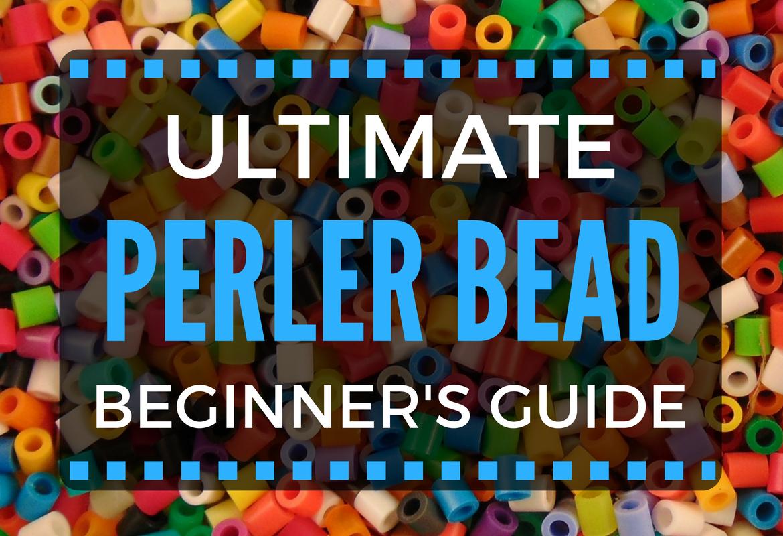 Ultimate Beginner's Perler Bead Guide – Krysanthe