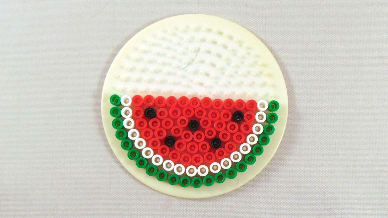 10 Easy Summer Perler Bead Patterns Krysanthe